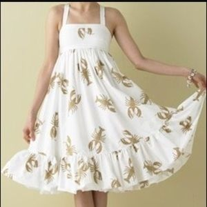 J Crew Iconic Cover Lobster Dress 14
